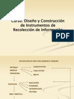 8. Técnicas e Instrumentos de Recolección de Datos