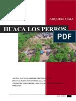 Huaca Los Perros-Final