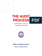 Audit Process - OIG