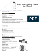 LDM 70 Manual