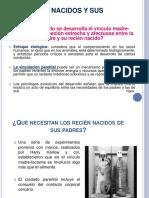 Apego i y II Infancia. - PDF