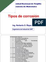 2. Tipos de Corrosíón
