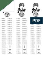 John Schedule x Ploit