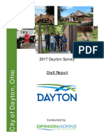 2017 Dayton Survey