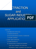 Extraction Sugar