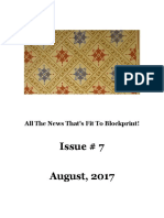 All The News That's Fit To Blockprint # 7
