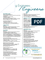 Africa Engineers - Email List