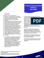 S3C6410 Technical Brief