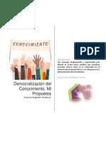 RodríguezGarcía Pedro M21S4 Pi Democratizacion Del Conocimiento