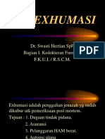 Exhumasi
