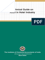 [ZH] Technical Guide on Audit in Hotel Industry - AASB