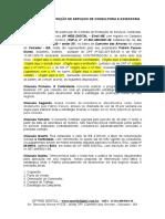 Contrato de Prestacao de Servicos de Consultoria Administrativa