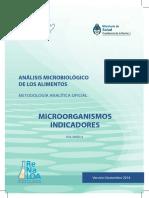Analisis Microbiologico de Los Alimentos Vol III