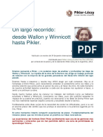 Noemi Beneito Desde Wallon y Winnicott Hasta Pikler