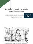 4 - Methods of Inquiry