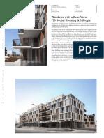 70 Social Housing & 3 Shops