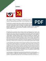Socialismo e Nazismo
