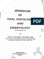 Compendium of oral histology and embryology