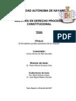 El formalismo jurídico