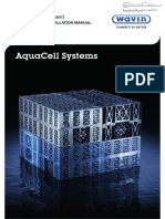 AquaCell Product Installation Manual