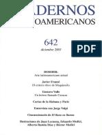 Giunta Andrea Cuadernos Hispanoamericanos 132