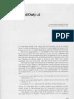 22. Input Output