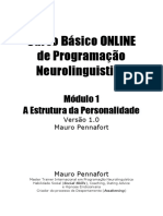 A Estrutura Da Personalidade PNL Modulo1