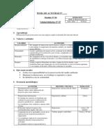 Ficha de Actividad Nº 07- Emprendimiento