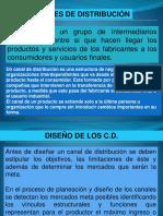 Canal Distribucion