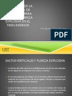 Utilización de La Plataforma de Contactos Para Estimar FEXP