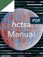 Hctsa Manual