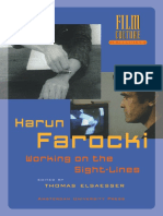 Harun Farocki by Elssaesser