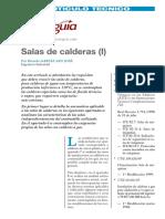 Salas de Calderas Ignacio Mendivil