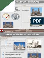 Iglesia Santa Lucia Ferreñafe