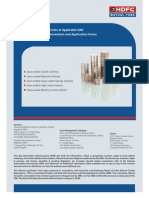 Hdfc Mutual Fund Form