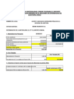 05.2 Determinacion de La Materialidad Financiera