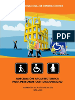 NTE-060- Norma de Adecuacion para Discapacitados.pdf
