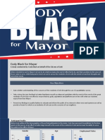 Cody Black for Mayor Survey
