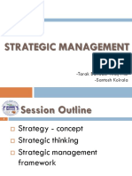 Strategic Management Dec.2014