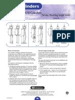 Hydraulic Cylinder Buckling