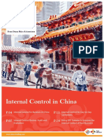 Internal Control in China