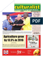 The Agriculturalist Newspaper_ (Denbigh) August 2017
