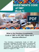 4 Omnibus Investments