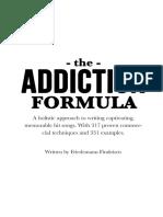 The Addiction Formula - Friedemann Findeisen