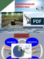 Keselamatan Dan Kesehatan Penerbangan Haji (Dr Rio)