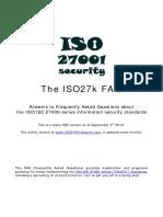 ISO27k FAQ.pdf