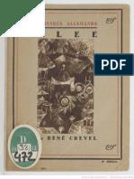 Rene Crevel-Klee
