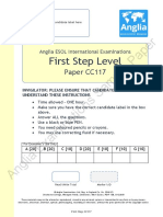 1  first step template cc117
