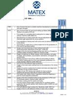 Matex Company History