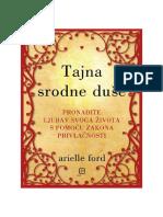 Arielle Ford - Tajna Srodne Duse